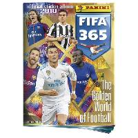 Jeu De Stickers PANINI FIFA 365 2018 Album