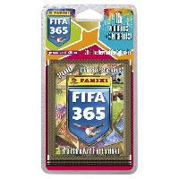 Jeu De Stickers PANINI FIFA 365 2018 Blister de 15 Pochettes + 2 Gratuites