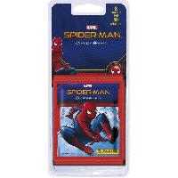 Jeu De Stickers SPIDERMAN 6 HOME COMING Blister de 8 Pochettes - Panini