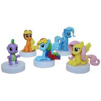 Jeu De Tampon Goliath - Tampons My Little Pony pack x 5