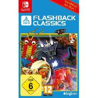 Jeu Nintendo Switch Atari Flashback Classics 150 Jeux Switch - Just For Games