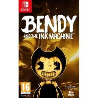 Jeu Nintendo Switch Bendy and the Ink Machine Jeu Switch - Just For Games