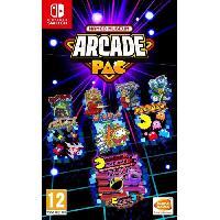 Jeu Nintendo Switch NAMCO Museum Arcade Pac Jeu Nintendo Switch - Bandai Namco Entertainment