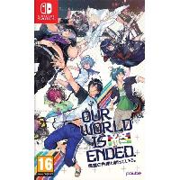 Jeu Nintendo Switch Our World is Ended - Day One Edition Jeu Switch - Just For Games