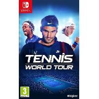 Jeu Nintendo Switch Tennis World Tour jeu Switch - Bigben