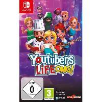 Jeu Nintendo Switch Youtubers Life OMG! Jeu Switch - Aucune