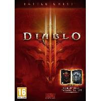 Jeu Pc Battlechest Diablo III Jeu PC - Activision