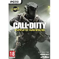 Jeu Pc Call of Duty Infinite Warfare: Edition Reissue Jeu PC - Just For Games