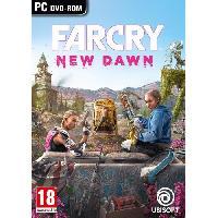 Jeu Pc Far Cry New DawnJeu PC - Just For Games
