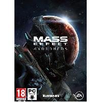 Jeu Pc Mass Effect Andromeda Jeu PC - Electronic Arts