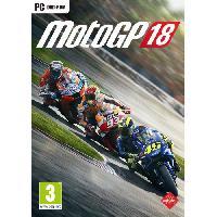 Jeu Pc MotoGP?18 Jeu PC - Bandai Namco Entertainment