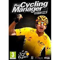 Jeu Pc Pro Cycling Manager 2018 Jeu PC - Focus