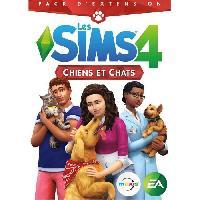 Jeu Pc Sims 4: Chiens et chats Jeu additionnel pour PC - Electronic Arts