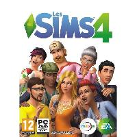 Jeu Pc Sims 4 Jeu PC - Electronic Arts