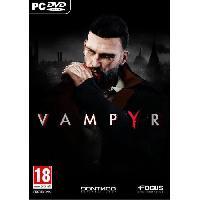 Jeu Pc Vampyr Jeu PC - Focus