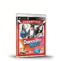 Jeu Playstation 3 DANCESTAR PARTY ESSENTIAL / Jeu console PS3 - Sony
