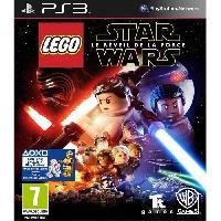 Jeu Playstation 3 LEGO Star Wars : Le Réveil de la Force Jeu PS3 - Warner Games