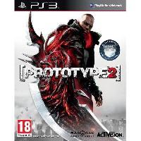 Jeu Playstation 3 PROTOTYPE 2 / Jeu console PS3 - Activision