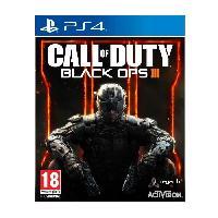 Jeu Playstation 4 Call Of Duty Black Ops III Jeu PS4 - Activision