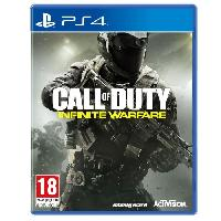 Jeu Playstation 4 Call of Duty: Infinite Warfare Jeu PS4 - Activision