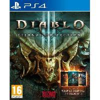 Jeu Playstation 4 DIABLO 3 Eternal Collection Jeu PS4 - Blizzard
