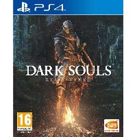 Jeu Playstation 4 Dark Souls Remastered Jeu PS4 - Bandai Namco Entertainment