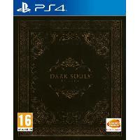 Jeu Playstation 4 Dark Souls Trilogy Jeu PS4 - Bandai Namco Entertainment