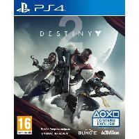 Jeu Playstation 4 Destiny 2 Jeu PS4 - Activision