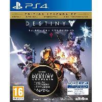 Jeu Playstation 4 Destiny : le Roi des Corrompus Edition Légendaire Jeu PS4 - Activision