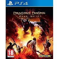 Jeu Playstation 4 Dragon's Dogma Dark Arisen Jeu PS4 - Capcom