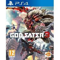 Jeu Playstation 4 God Eater 3 Jeux PS4 - Bandai Namco Entertainment