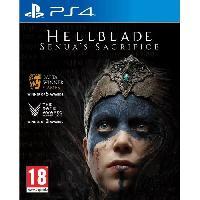 Jeu Playstation 4 Hellblade Senua'S Sacrifice Jeu PS4 - 505 Games