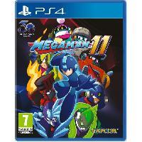 Jeu Playstation 4 Mega Man XI Jeu PS4 - Capcom