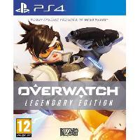 Jeu Playstation 4 Overwatch Legendary Edition Jeu PS4 - Blizzard