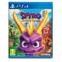 Jeu Playstation 4 Spyro Reignited Trilogy Jeu PS4 - Activision