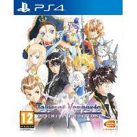Jeu Playstation 4 Tales of Vesperia: Definitive Edition Jeu PS4 - Bandai Namco Entertainment