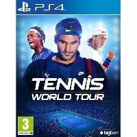 Jeu Playstation 4 Tennis World Tour jeu PS4 - Bigben