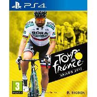 Jeu Playstation 4 Tour de France 2019 Jeu PS4 - Bigben