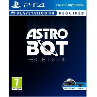 Jeu Playstation Vr Astro Bot Rescue Mission Jeu VR - Sony Computer Entertainment