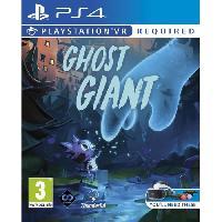 Jeu Playstation Vr Ghost Giant VR Jeu PS4 (PSVR obligatoire) - Just For Games