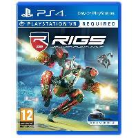 Jeu Playstation Vr RIGS - Mechanized Combat League Jeu PlayStation VR