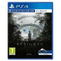 Jeu Playstation Vr Robinson : The Journey Jeu PlayStation VR - Sony Computer Entertainment