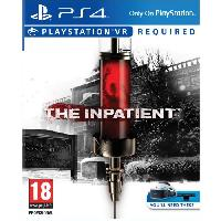 Jeu Playstation Vr The Inpatient Jeu VR - Sony Computer Entertainment
