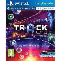 Jeu Playstation Vr TrackLab Jeu VR