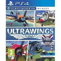 Jeu Playstation Vr UltraWings VR Jeu PS4 (PSVR obligatoire) - Just For Games