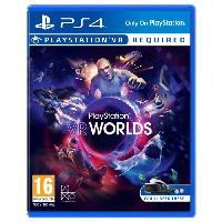 Jeu Playstation Vr VR Worlds Jeu PlayStation VR
