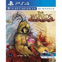 Jeu Playstation Vr Wizard VR Jeu PS4 (PSVR obligatoire) - Just For Games