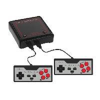 Jeu Pour Console Educative LEXIBOOK - Console de Jeu Enfant avec Manettes et 300 Jeux Retro