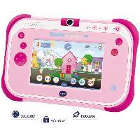 Jeu Pour Console Educative VTECH - Console Storio Max 2.0 5 Rose - Tablette Educative Enfant 5 Pouces
