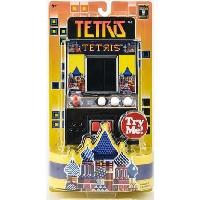 Jeu Tablette - Console Educative BASIC FUN Jeu mini arcade Tetris